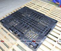 Pallet nhựa Hàn Quốc 1300x1100x120