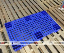 Pallet nhựa mới PL04 LS 1000x600x100