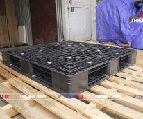 Pallet nhựa Nhật Bản 1100x1100x150